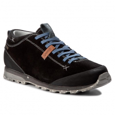 Aku Bakancs AKU - Bellamont Suede Gtx GORE-TEX 504 Black/Light Blue 252