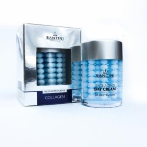 Santini kollagénes regeneráló krém érett bőrre 60 ml