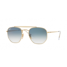 Ray-Ban RB3648 001/3F GOLD CLEAR GRADIENT BLUE napszemüveg
