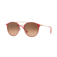 Ray-Ban RB3546 907271 COOPER ON TOP RED PINK GRADIENT BROWN napszemüveg