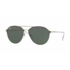 Ray-Ban RB4292N 632571 TRANSPARENT DARK GREEN napszemüveg