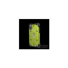 UAG Plasma Apple iPhone X hátlap tok, Citron tok és táska
