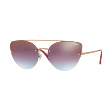Vogue VO4074S 5075H7 MATTE LIGHT PINK GOLD AZURE GRADIENT PINK GRADIENT BROWN MIRROR RED napszemüveg