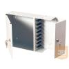 Excel-Networking 12 portos SC MM duplex optikai falidoboz (töltve) -2ajtós 202-038 EXCEL
