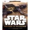 Kolibri Kiadó Star Wars - Bolygók és helyszínek