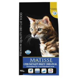 Matisse Chicken & Turkey 10 kg