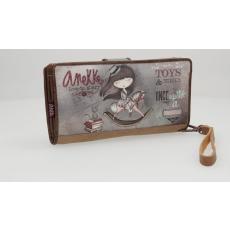 Anekke Pénztárca 19.5x3x10 cm - 25819-1 -ANEKKE TOYS&STORIES