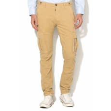 Selected Homme , Naples Cargo Nadrág, Tevebarna, W34-L34 (16054062-TWILL-W34-L34)