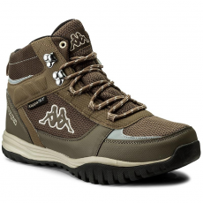 Kappa Bakancs KAPPA - Mountain Tex 242369 Brown/Beige 5041