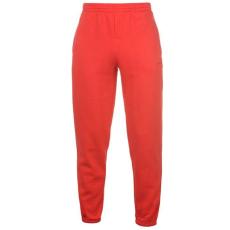 Slazenger Cuffed Hem férfi melegítő nadrág piros S