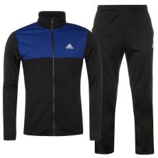 Adidas Basics Poly férfi melegítő szett kék XXL