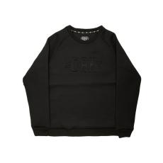 Dorko Mens Crew Neck férfi pulóver fekete XL