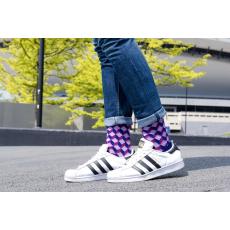 Wilky Cube Plum zokni többszínű