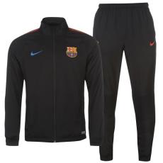 Nike Barcelona férfi melegítő szett fekete L