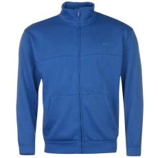 Slazenger Férfi cipzáras pulóver kék 4XL
