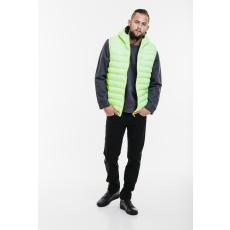 Dorko Snowball Vest Neongreen férfi mellény zöld XXL