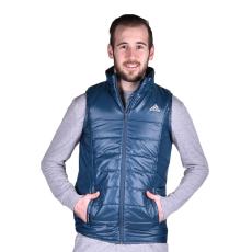 Adidas Bc Padded Vest férfi mellény kék M
