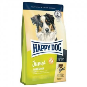 Happy Dog Junior Lamb & Rice 10 kg