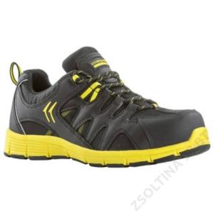 Coverguard MOVE LEMON S3 SRA cipő, alumínium lábujjvédő, sárga -44