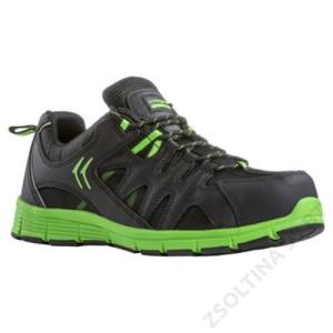 Coverguard MOVE GREEN S3 SRA cipő, alumínium lábujjvédő, zöld -47