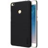 Nillkin Xiaomi Mi Max 2 Nillkin Frosted Shield kemény tok - fekete + kijelzővédő fólia