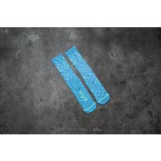 HUF Triple Triangle Melange Crew Sock Blue