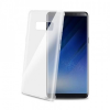 CELLY Galaxy Note 8 szilikon hátlap,Átlátszó