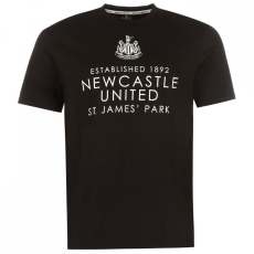 Team Newcastle United Est póló férfi