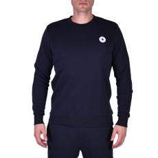 Converse Sweat Shirts férfi kapucnis cipzáras pulóver kék M