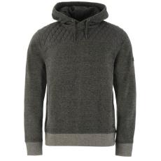Firetrap Marly férfi kapucnis pulóver sötétszürke M