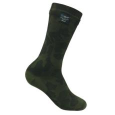 DexShell ACTIVITY CAMOUFLAGE zokni - Terepszínű - XL