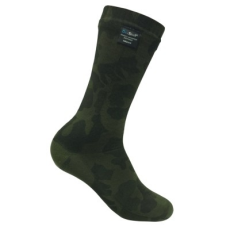 DexShell ACTIVITY CAMOUFLAGE zokni - Terepszínű - L