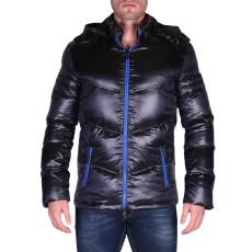 Emporio Armani Mountain Puffy Jkts M férfi parka kabát fekete S