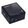 Gigabyte PC BRIX Ultra Compact   Celeron N3050 1,60 0GB 500GB SSD 0GB HDD Intel HD W10P 2év (GB-BPCE-3350C_W10PS500SSD_S)