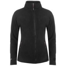 Karrimor női cipzáras polár pulóver - Karrimor Fleece Jacket - fekete