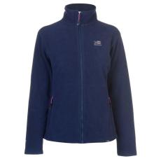 Karrimor női cipzáras polár pulóver - Karrimor Fleece Jacket - kék