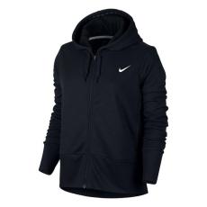 Nike női cipzáras kapucnis pulóver - Nike Dry FZ Hoody - fekete