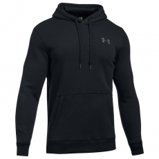 Under Armour Rival Fitted férfi pulóver fekete L