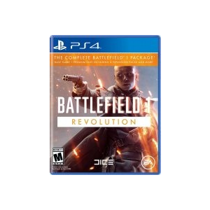 Electronic Arts Battlefield 1 [Revolution Edition] (PS4)