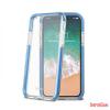 CELLY iPhone X műanyag hátlap, Kék