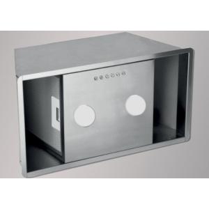 Sirius SM 900 52cm felső szekrénybe vagy kürtőbe építhető páraelszívó