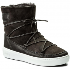 Moon Boot Hótaposó MOON BOOT - Pulse Low Shearling 24102700003 Grigio