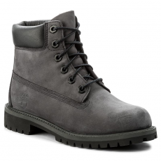 TIMBERLAND Bakancs TIMBERLAND - 6 In Premium Wp Boot A1O7Q Forged Iron
