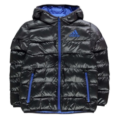 Adidas gyerek dzseki , Fekete - adidas Padded Jacket Junior Boys