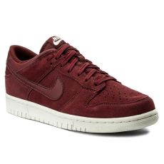 Nike Cipő NIKE - Dunk Low 904234 602 Dark Team Red/Dark Team Red