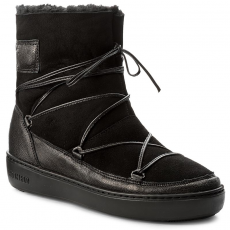 Moon Boot Hótaposó MOON BOOT - Pulse Low Shearling 24102700005 Nero