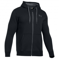 Under Armour Rival Fitted férfi kapucnis pulóver fekete L