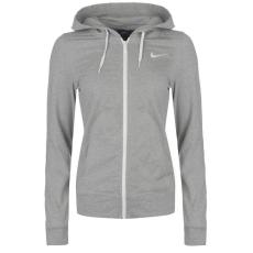 Nike női cipzáras kapucnis pulóver - Nike NSW Full Zip Hoody - szürke