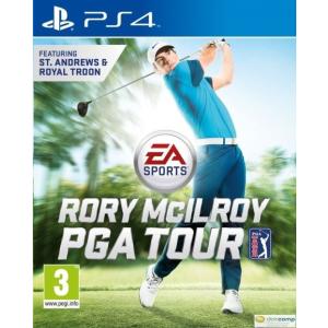Electronic Arts Rory McIlroy PGA Tour (PS4)