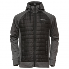 Fundango Obsidian Softshell kabát D (1MR102_745-grey heather)